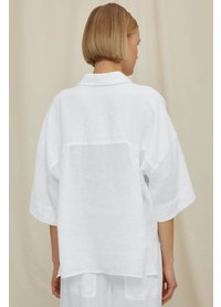 Drykorn Drykorn Dames Therry Blouse Wit 126032 6000
