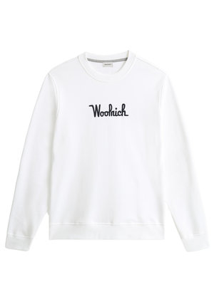Woolrich Essential Sweater Wit
