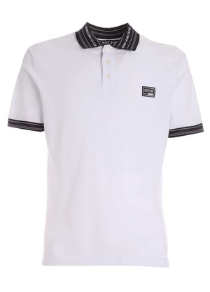 Versace Jeans Couture Polo Wit