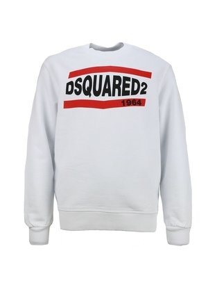 Dsquared2 Kids 1964 sweater Wit