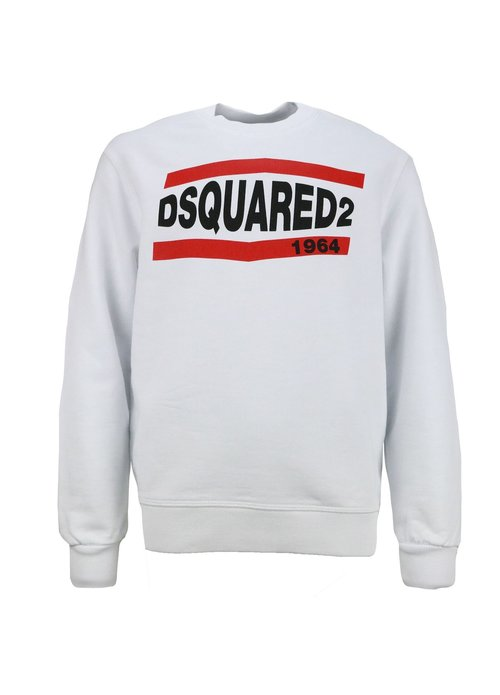 Dsquared2 Kids Dsquared Kids 1964 sweater Wit dq0208 - d002y dq100