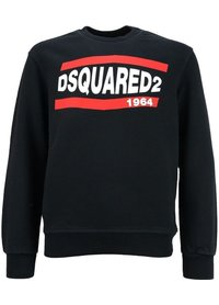 Dsquared2 Kids Dsquared Kids Relax Sweater Zwart dq0208 - d002y dq900