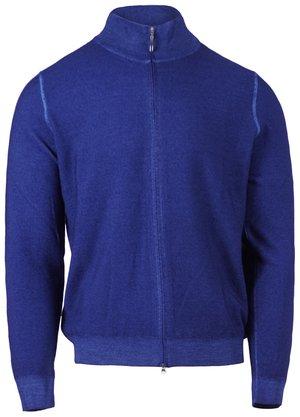 Gran Sasso Vintage Vest Blauw