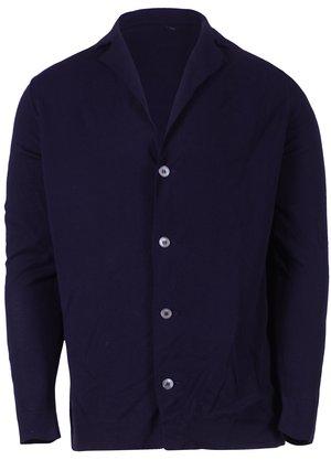 Gran Sasso Vest Donkerblauw