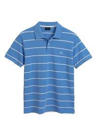 Gant Gant Polo streep Blauw 2022000 445