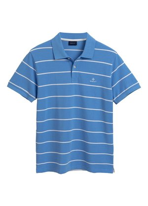 Gant Polo streep Blauw