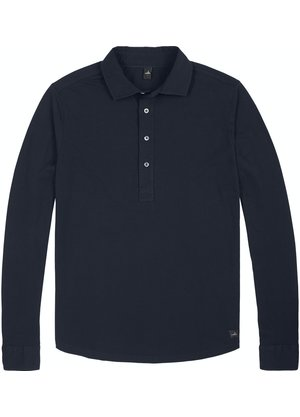 Wahts Norton Polo Navy Blue