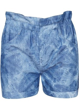 Les Favorites Kate Short Blauw