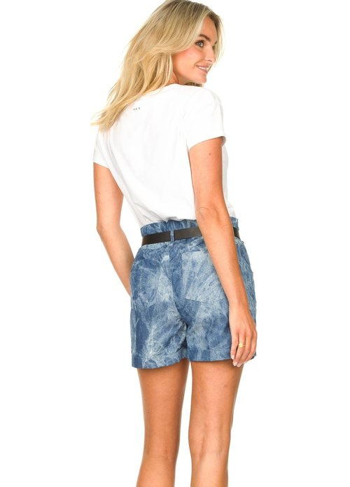 Les Favorites Les Favorites Short Blauw 7553121-69