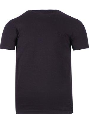 Iceberg Mickey Mouse Emotions T-Shirt Zwart