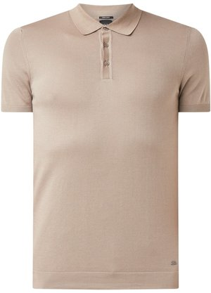 Strellson Vincent Polo Taupe