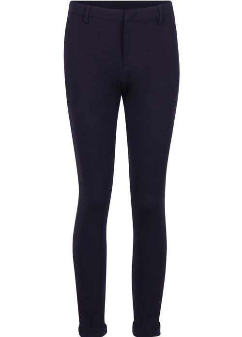 Dondup Dondup pantalon katoen Blauw ups 235 jsu2380u xxx 890