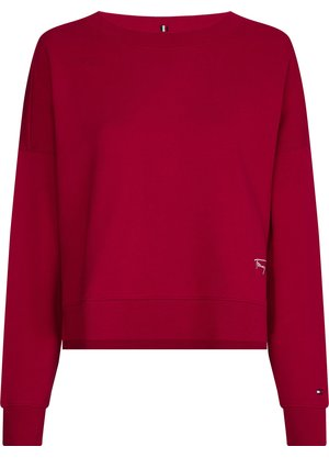 Tommy Hilfiger Relaxed Sweater Bordeaux