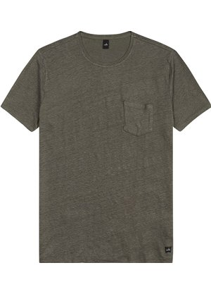 Wahts Reese T-Shirt Army Green
