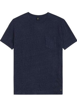 Wahts Reese T-Shirt Navy Blue