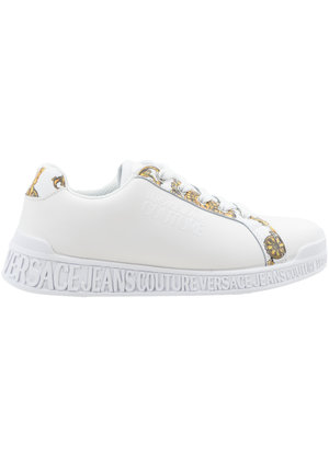 Versace Jeans Couture Sneakers Wit