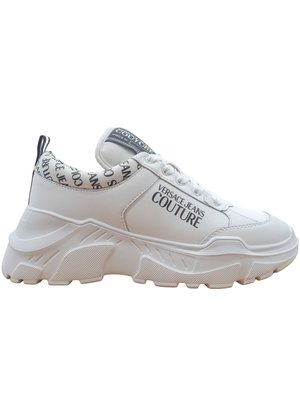 Versace Jeans Couture Speedtrack Sneakers Wit