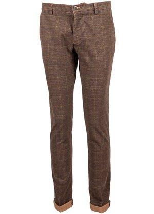Mason's Milano Pantalon Ruit