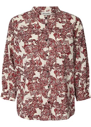 Lollys Laundry Ralph Blouse Rood