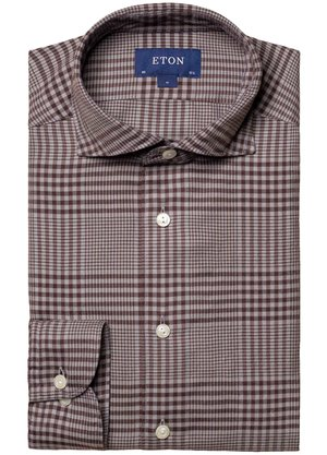 Eton Shirt Slim Bruin