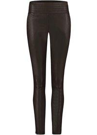 Ibana Ibana colette pantalon donkerbruin colette - darkbrown