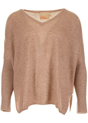 Absolut Cashmere  Camille Trui Taupe