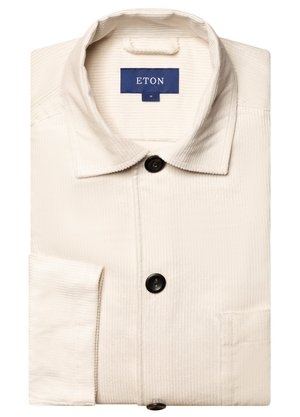 Eton Cas Shirt Ecru