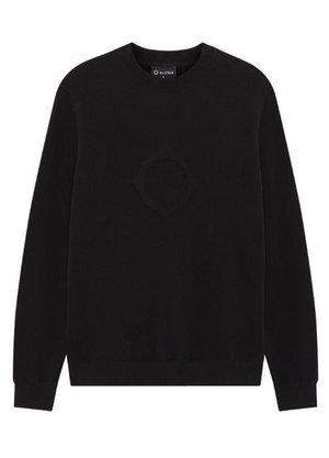 Ma.Strum Compass Sweater Zwart