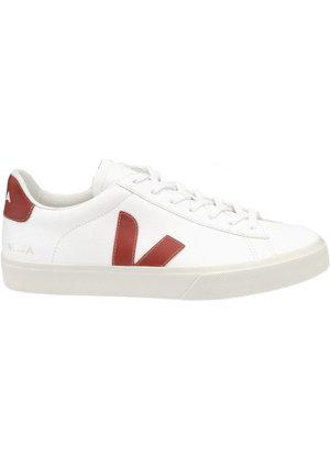 Veja Campo Chromefree Rouille Sneaker Wit