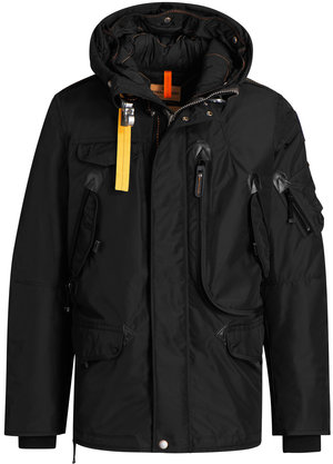Parajumpers Right Hand Base jas Zwart