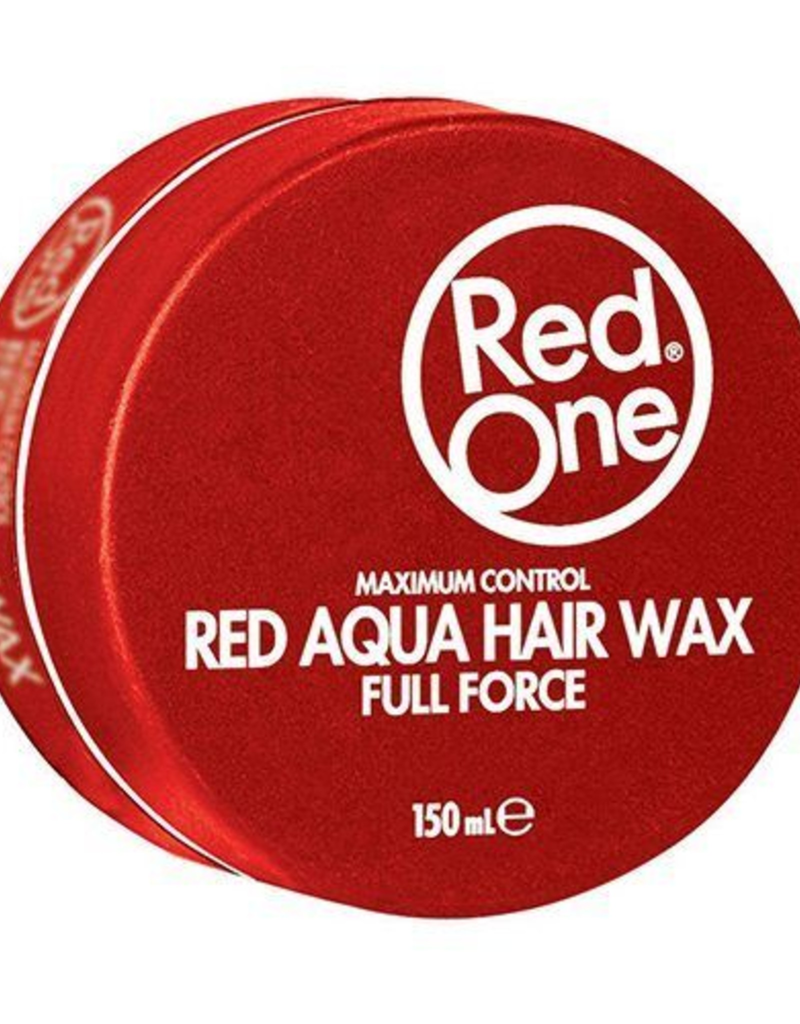 Red One Hair Wax Rood