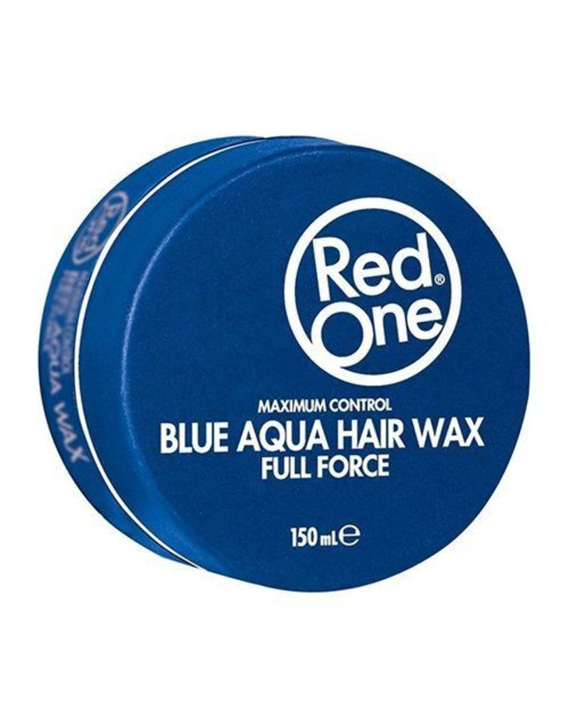Red One Hair Wax Blauw