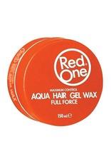 Red One Hair Wax Oranje