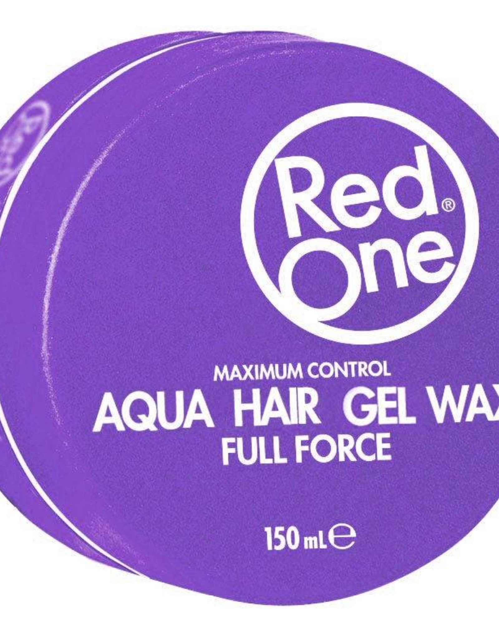 Red One Hair Wax Paars