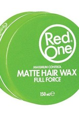Red One Hair Wax Groen