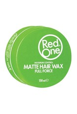 Red One Hair Wax Groen