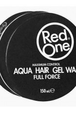 Red One Hair Wax Zwart