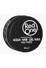 Red One Hair Wax Zwart