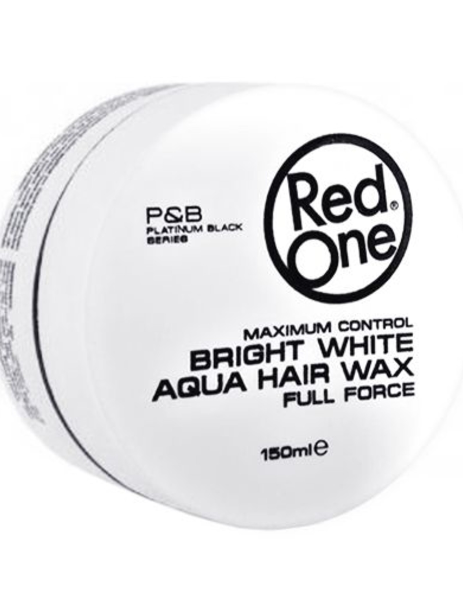 Red One Hair Wax Wit