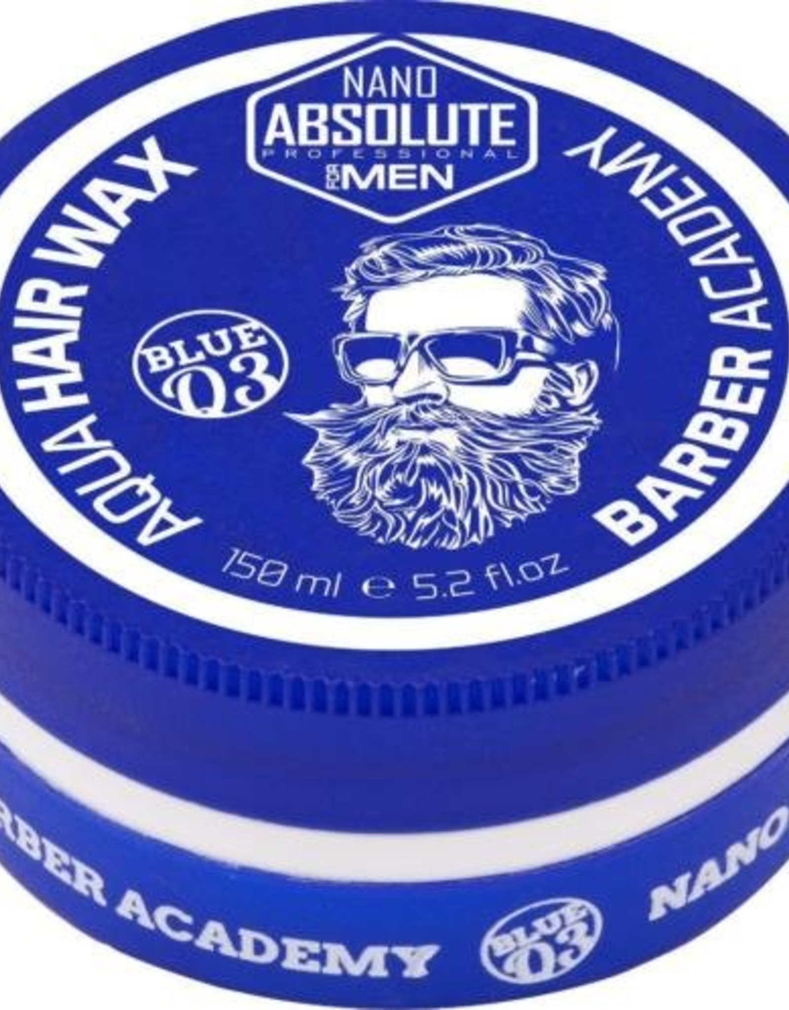Nano Absolute Barber Academy Blauw