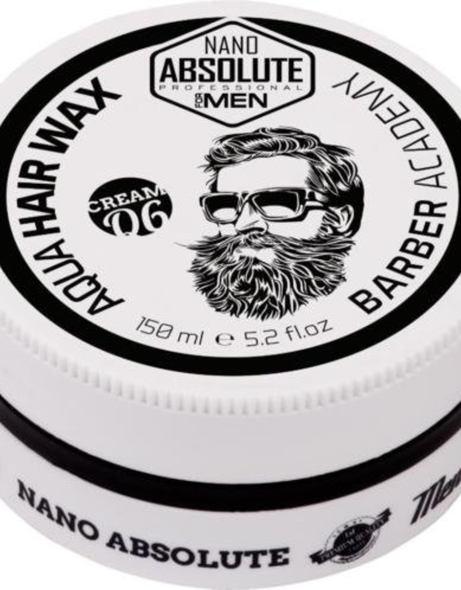 Nano Absolute Barber Academy Wit