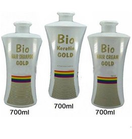 Bio Gold Keratin Set