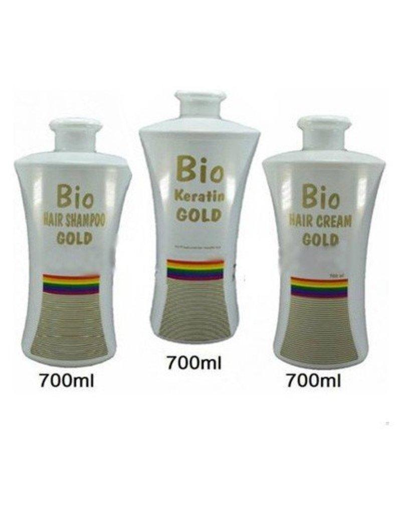 Bio Gold Keratin Set