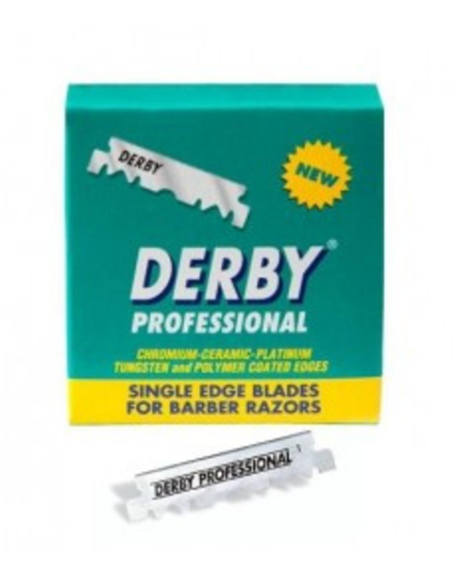 Derby Singles Edge blades