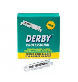 Derby SINGLE EDGE (SCHEERMESJES)