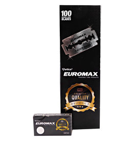 Euromax Scheermes Double & Single Edge