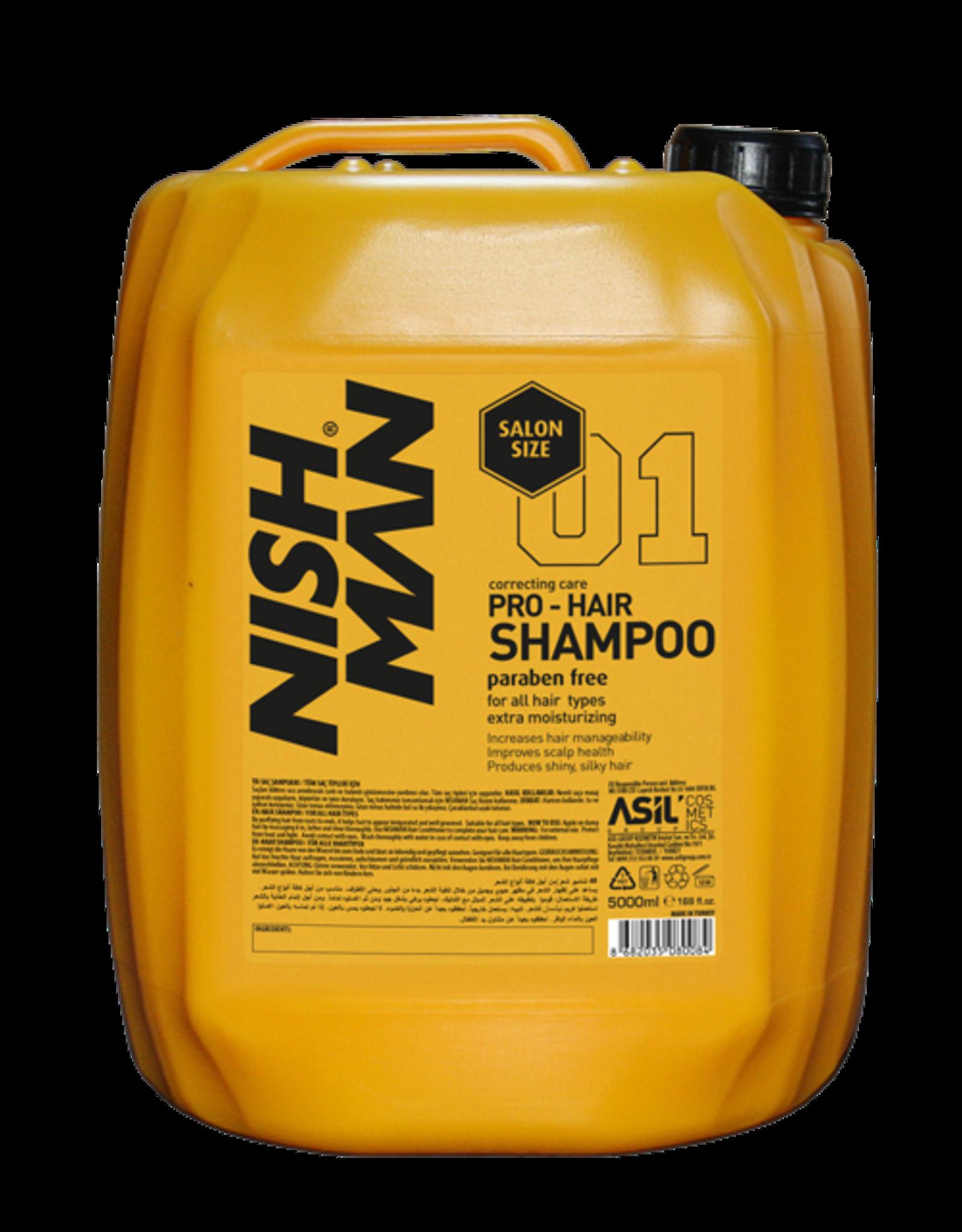 Salon Shampoo 5 Liter