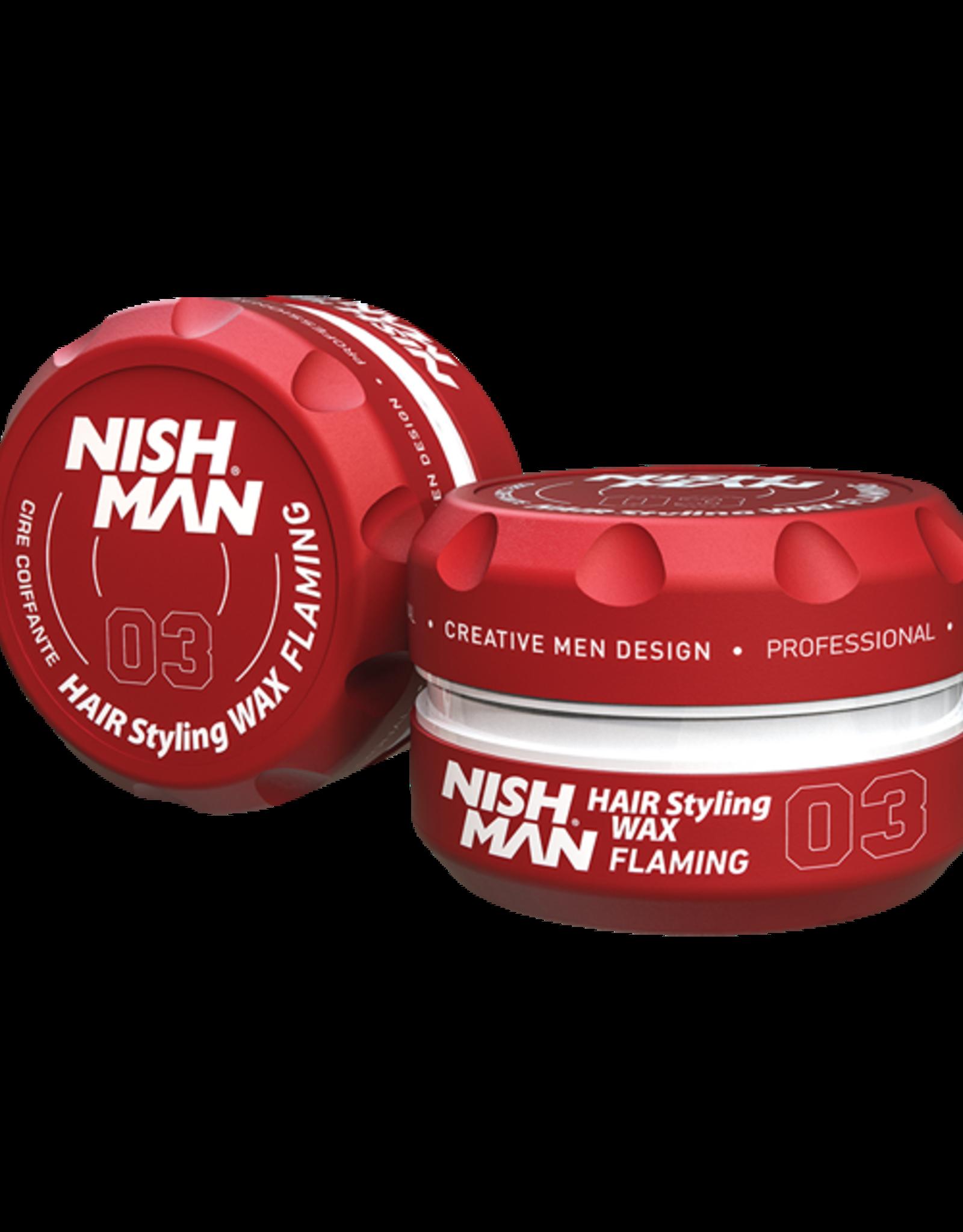Nishman Hair Styling Wax