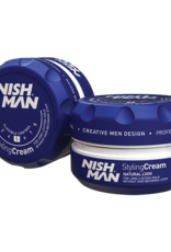 Nishman Natural Look Hair Wax