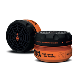 Nishman Hair Styling Spider Wax
